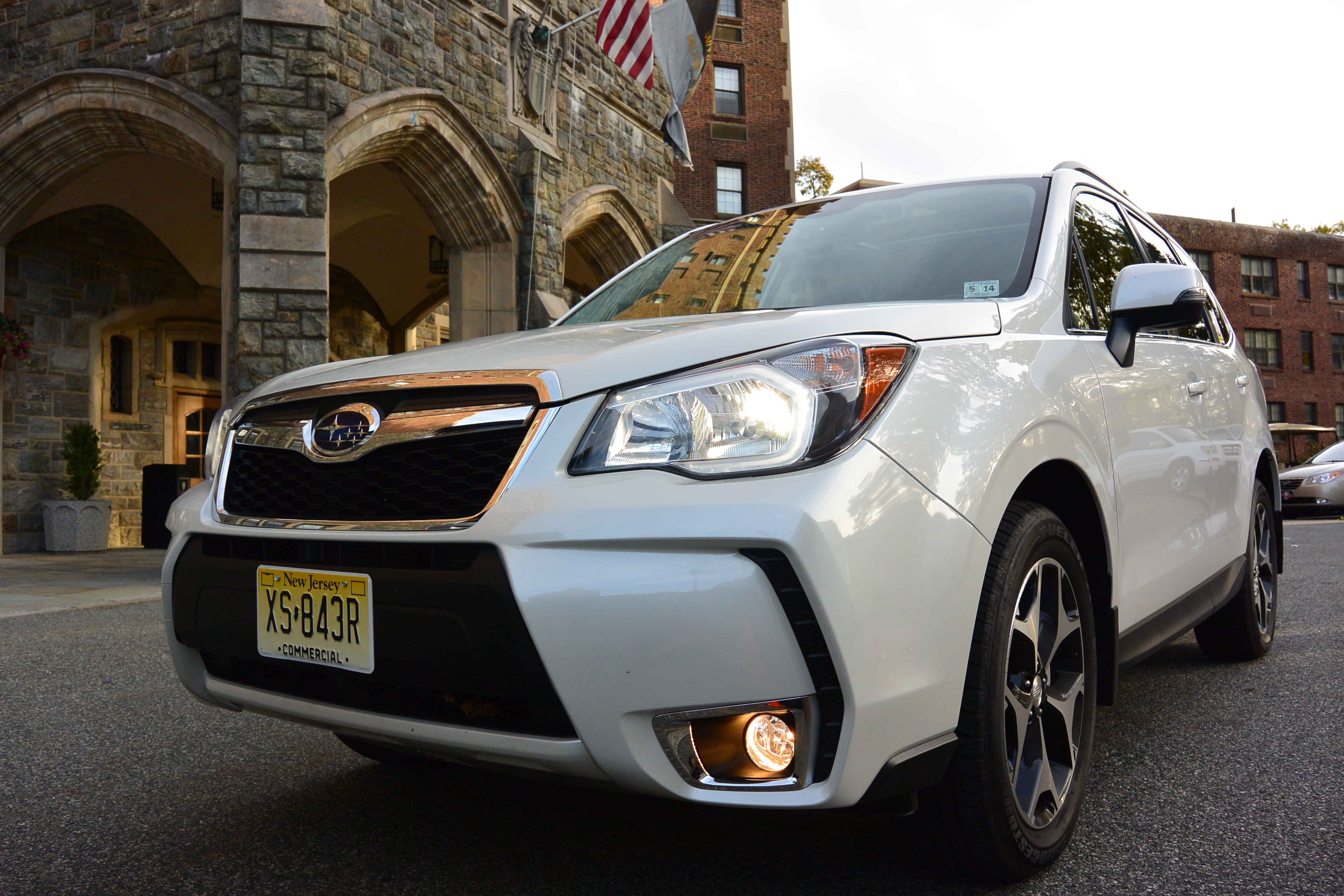 The 2014 Subaru Forester Xt Turbo Rules The Road Tales